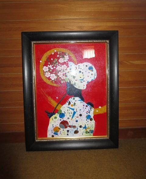 EWAIV2 framed