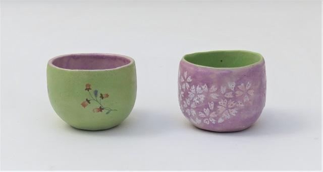 Ceramics 1703 & 1704