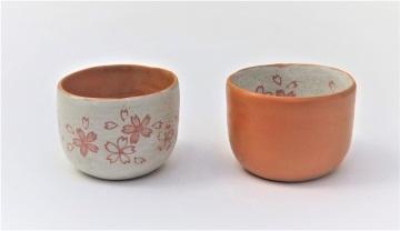 Ceramics 1705 & 1706