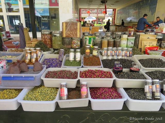 Market. Dunhuang, Gansu, September 2018