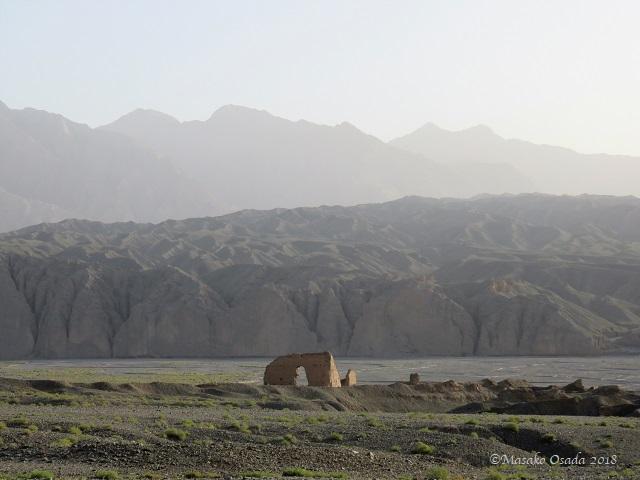 Subashi Gucheng Ruins, Kuche, Xinjiang, September 2018