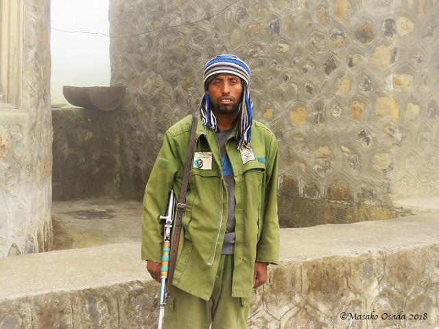 Scout. GCCA, Ethiopia, November 2018