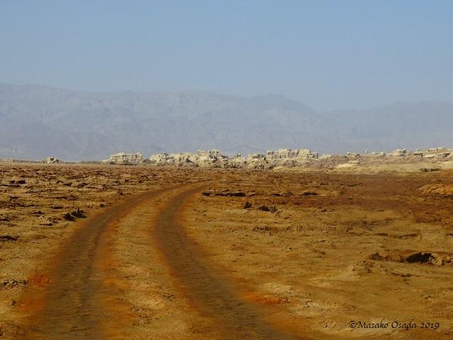 Dallol, Ethiopia, January 2019