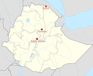 Guassa and Dallol in Ethiopia